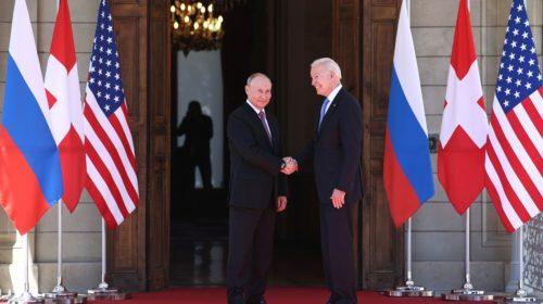 Байден: обсудили с Путиным Афганистан, Сирию, Ирак, Иранский атом