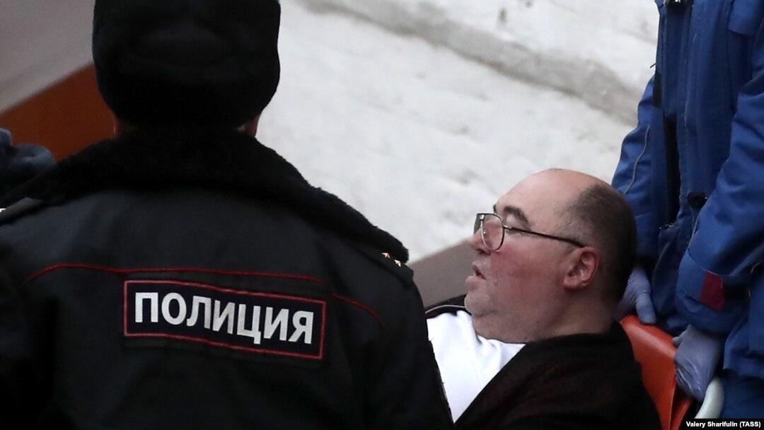 Шпигель пишет из тюрьмы Путину и просит допустить к нему раввина