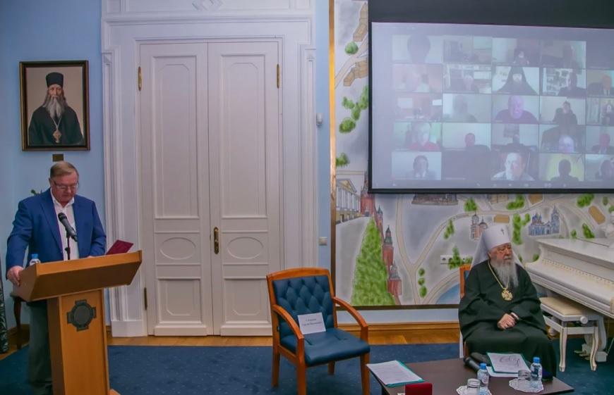 Состоялось заседание Совета ИППО во главе с Сергеем Степашиным