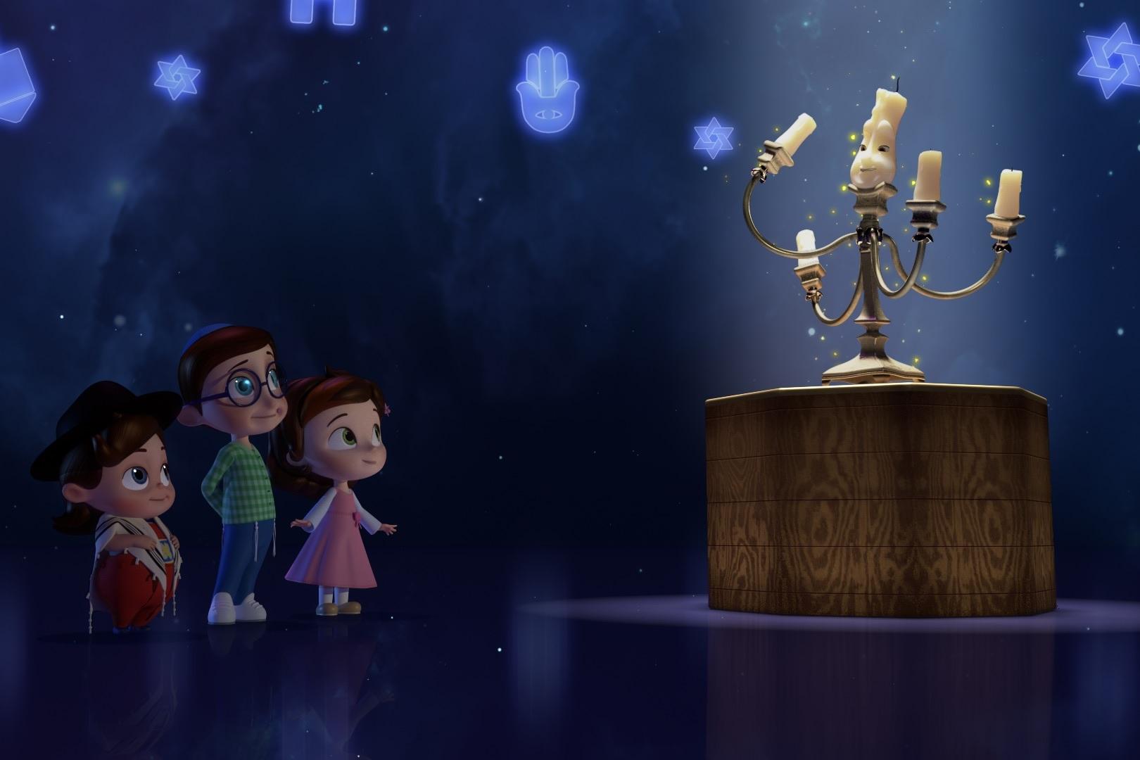 Состоялась премьера первого мультсериала о еврейских традициях