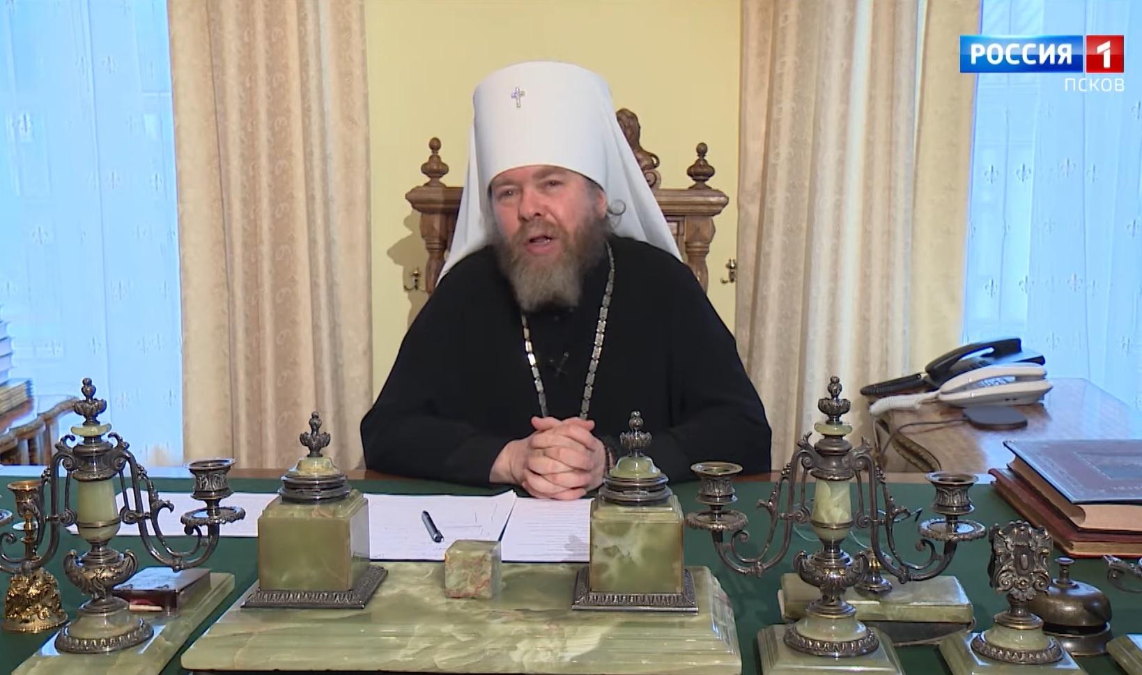 Синод РПЦ постановил открыть Псково-Печерскую семинарию