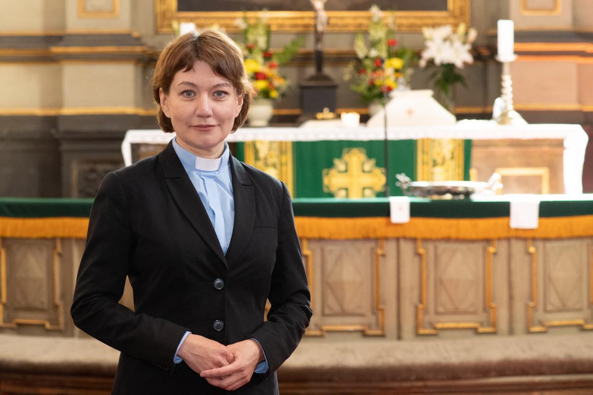 LWF избрала эстонку Анне Бургхардт новым генеральным секретарем