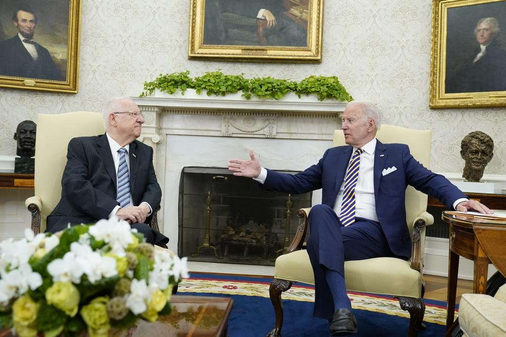 Байден - Президенту Израиля: у Ирана не будет ядерного оружия