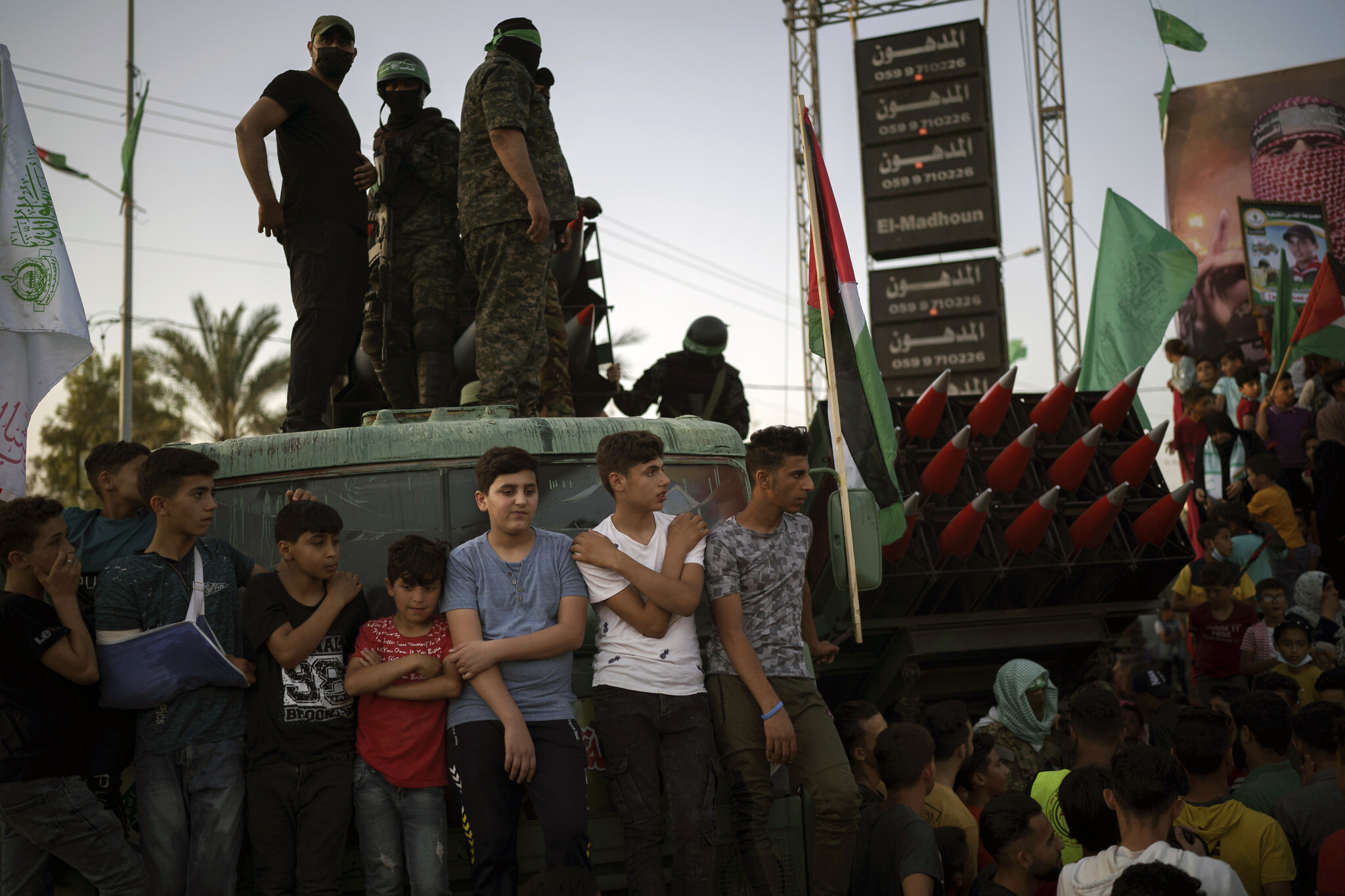 ХАМАС грозит начать войну, если катарские деньги не поступят