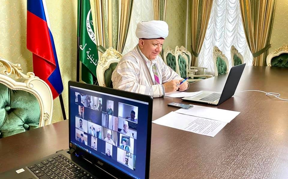 """Альбир Крганов: муфтиям надо активнее """"делать контент"""" в интернете"""