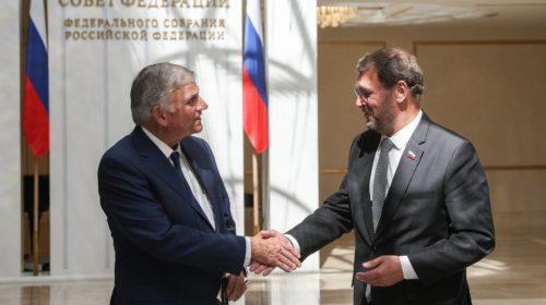 Косачев и Грэм: за расширение контактов с общественностью США