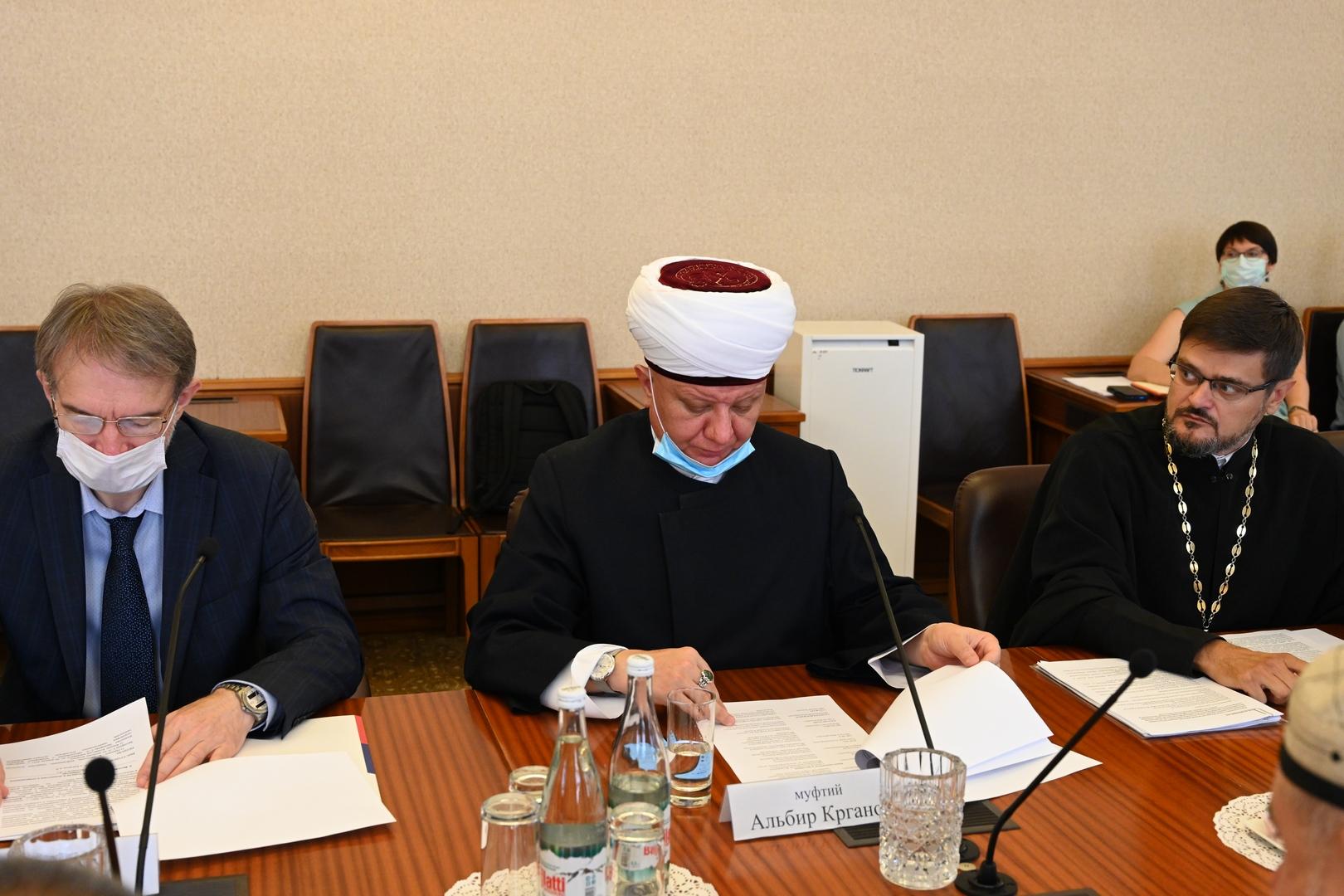 Совет при Президенте РФ готовит Всемирную конференцию - 2022
