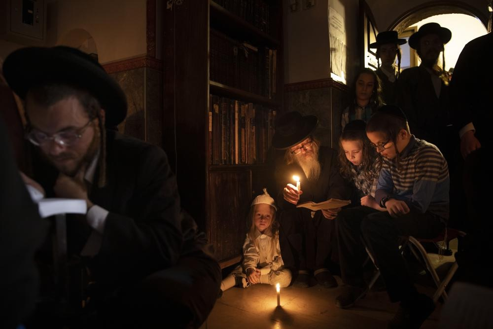 После прихода евреев на Храмовую гору начались столкновения