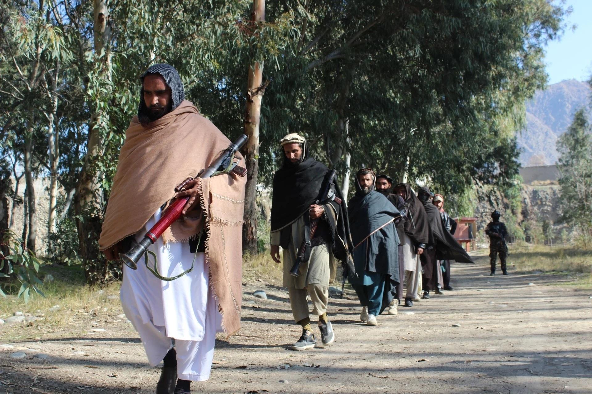 Как изменится Афганистан при переходе от США к Талибану*