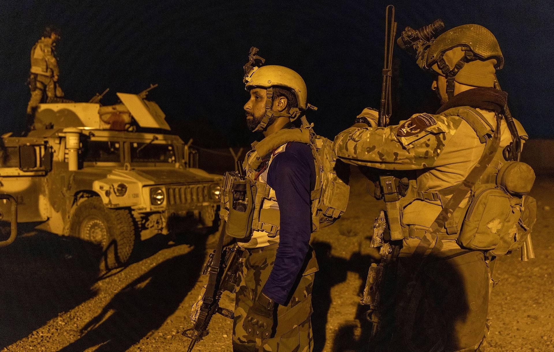 """В Афганистане ликвидировали главу разведки """"Талибана""""*"""