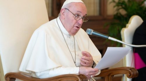 Послание Папы Франциска об использовании римской Литургии