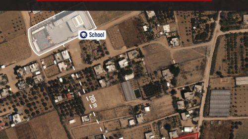 Армия Израиля нанесла удар по военной базе ХАМАС в секторе Газа