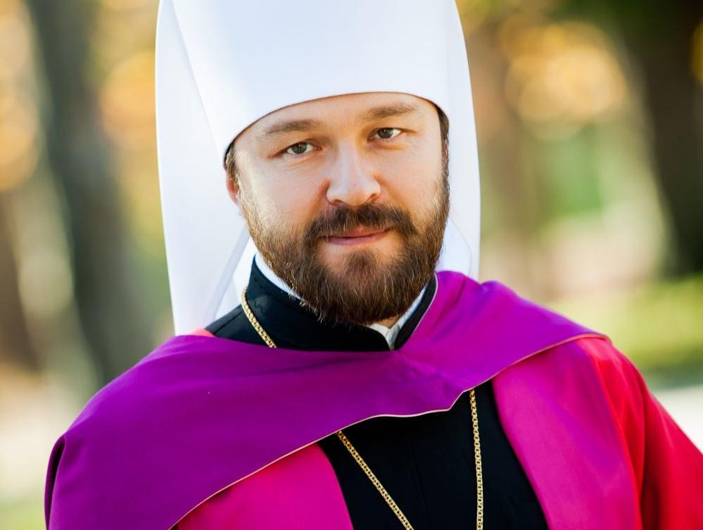 Instagram заблокировал аккаунт митрополита Илариона