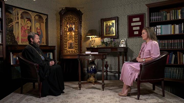Почему митрополит Иларион не будет судиться с Instagram