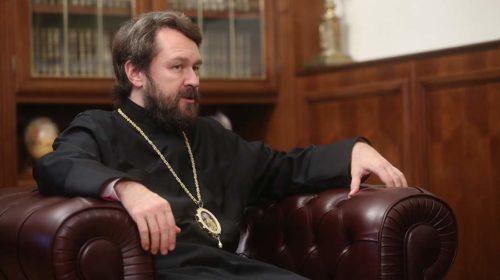 Instagram разблокировал страницу митрополита Илариона