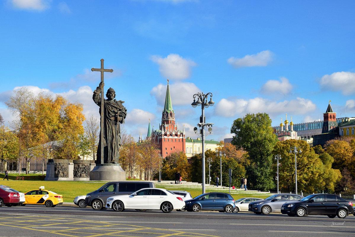 В Москве отменили крестный ход в День крещения Руси 28 июля 2021