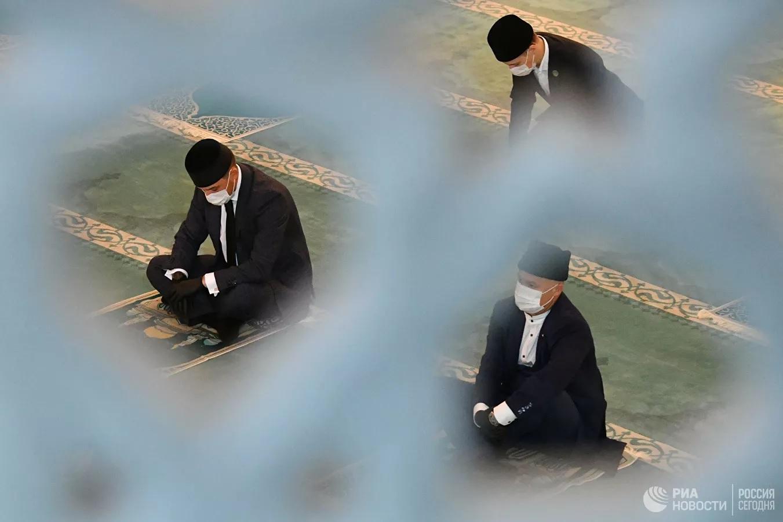 Курбан-байрам - мусульманский праздник жертвоприношения