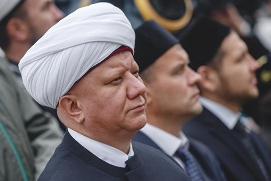 Муфтии России - об отношениях с РПЦ и строительстве мечетей