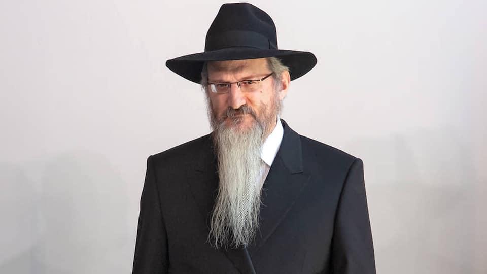 Раввин Лазар обратился к евреям в связи с трауром 9 Ава