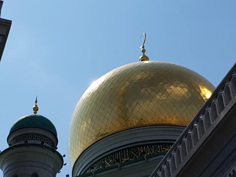 Из мечетей Москвы молитва в Курбан-байрам - только в Соборной