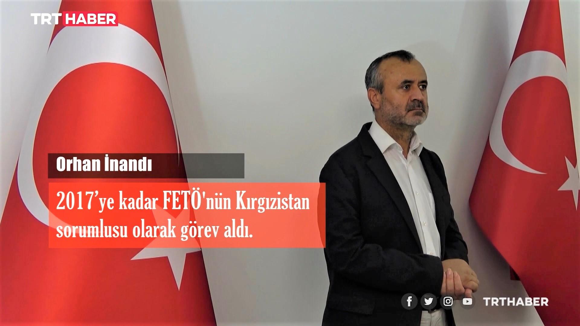 Турецкая разведка схватила Орхана Инанди - эмиссара Гюлена