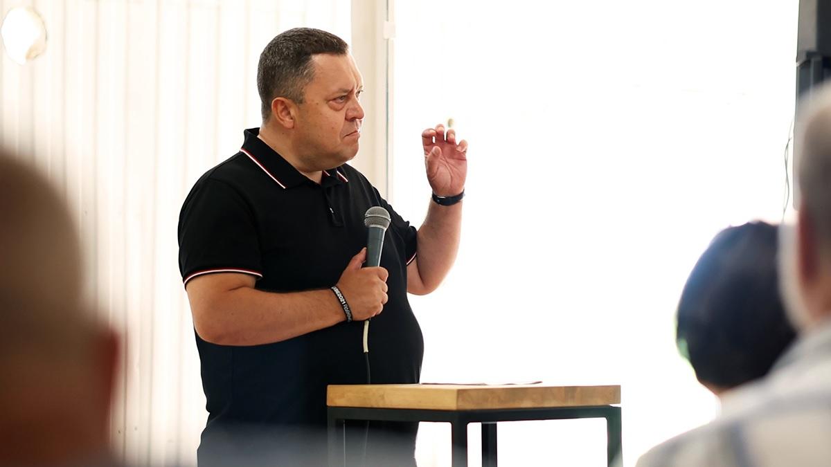 Прошел 9 съезд Российской Церкви христиан веры евангельской