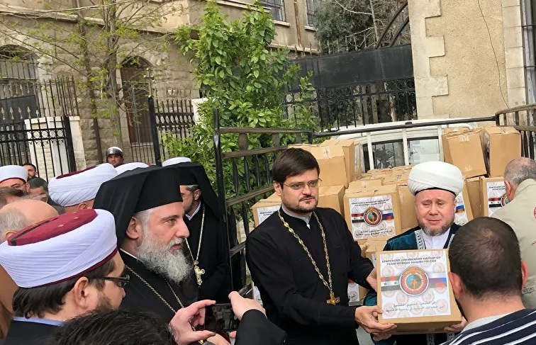 Российское духовенство защитит права верующих на мировом уровне
