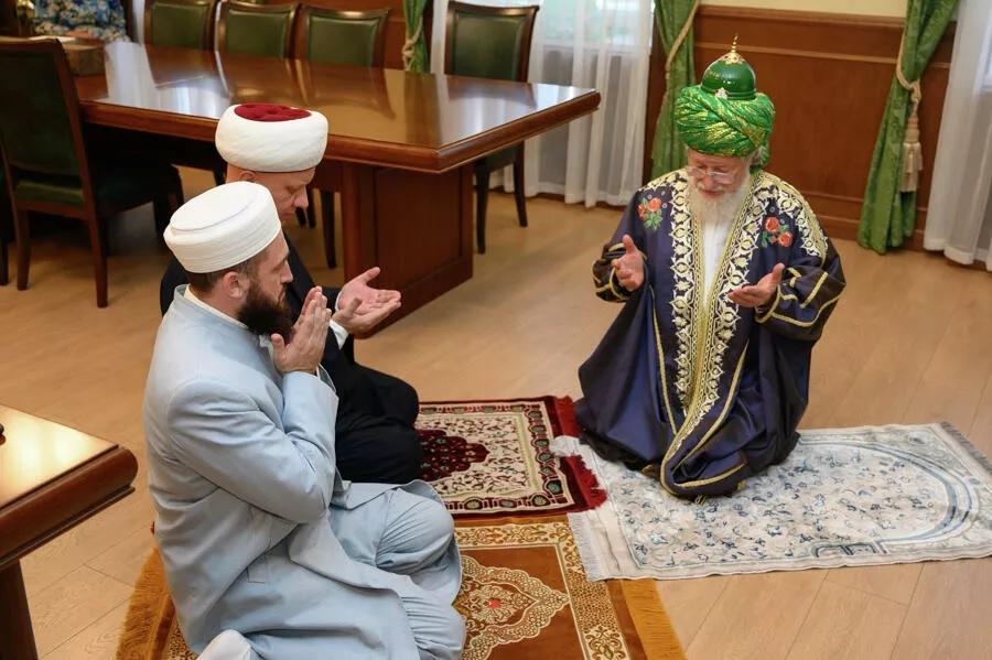 Духовные лидеры мусульман обсудили юбилей принятия ислама