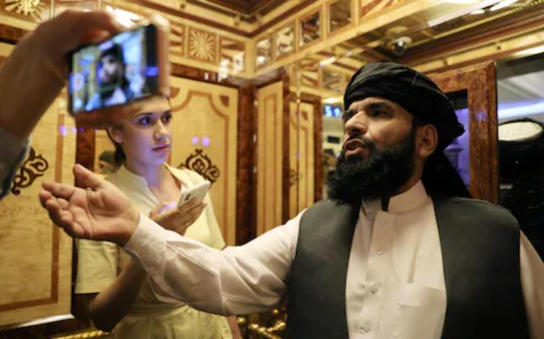 Талибы* попросили Россию исключить их из санкционных списков
