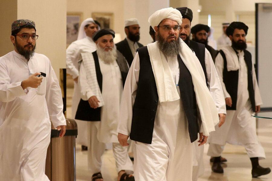 Талибы* обещали не использовать Афганистан для внешней агрессии