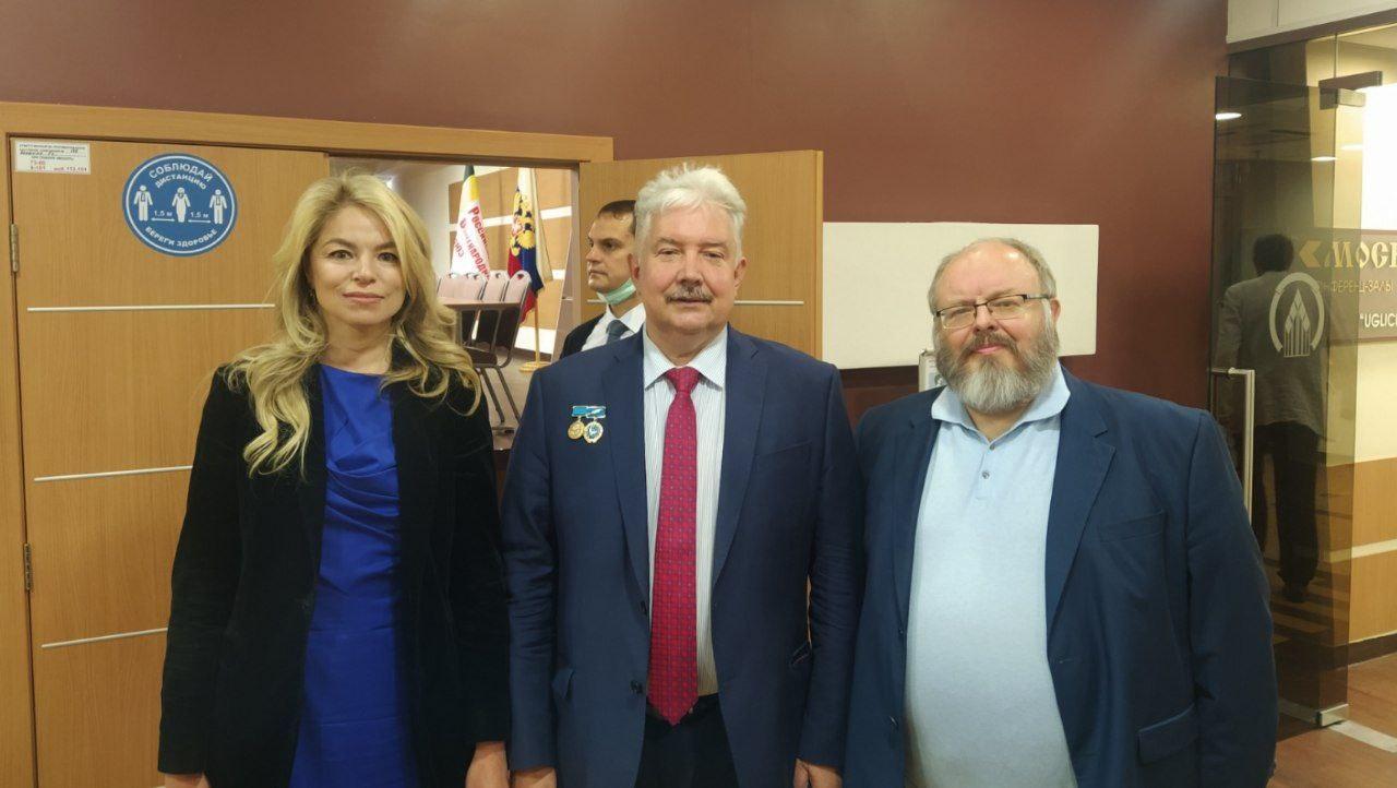 РОС: в списке партии Бабурина православные и исламские активисты