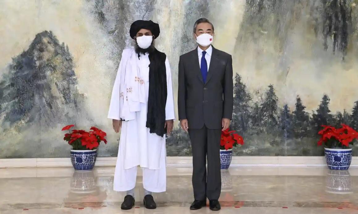 """США: контакт Китая с Талибаном* может быть """"положительным"""""""