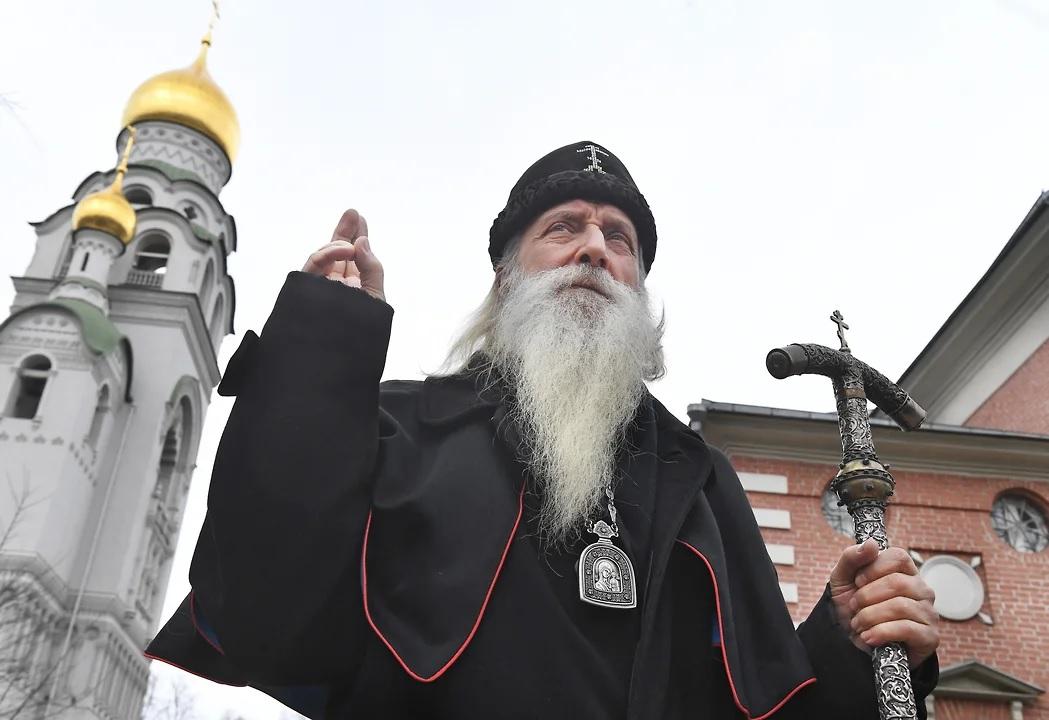 Старообрядческий митрополит Корнилий - об объединении с РПЦ