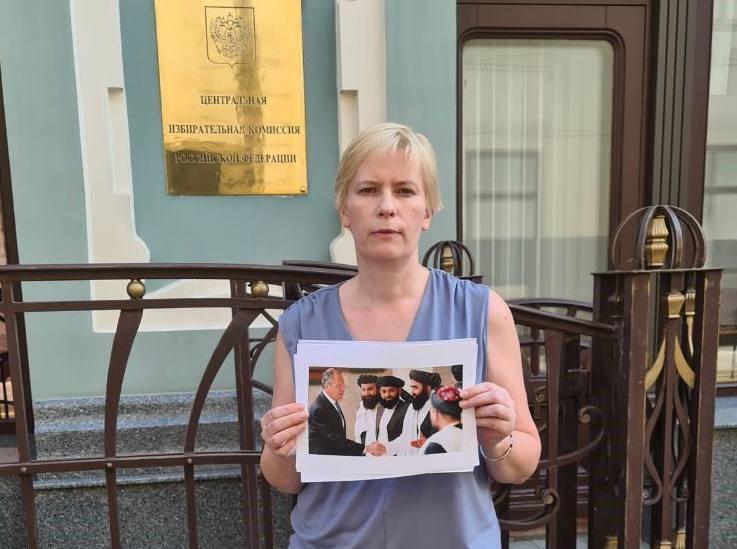 Литвинович просит снять ЕР из-за связей Лаврова с талибами*