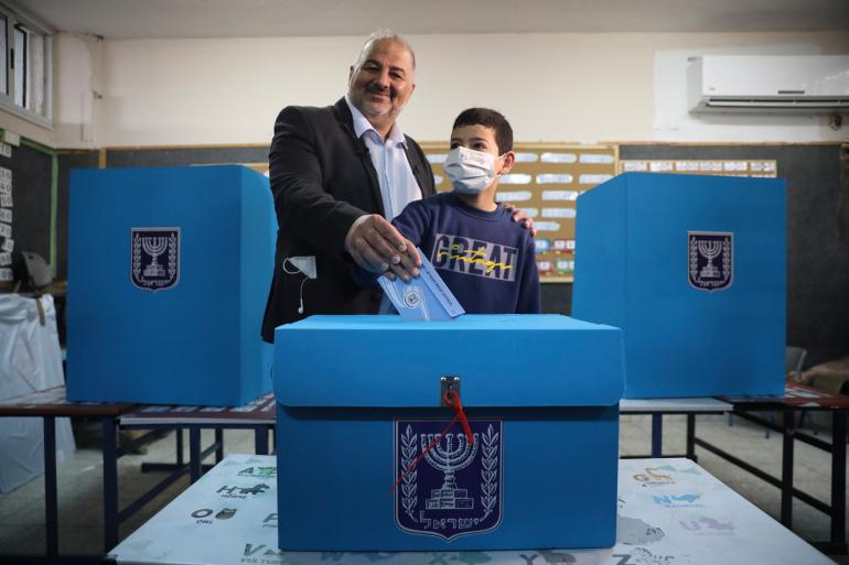 Может ли арабская партия изменить политику Израиля изнутри?