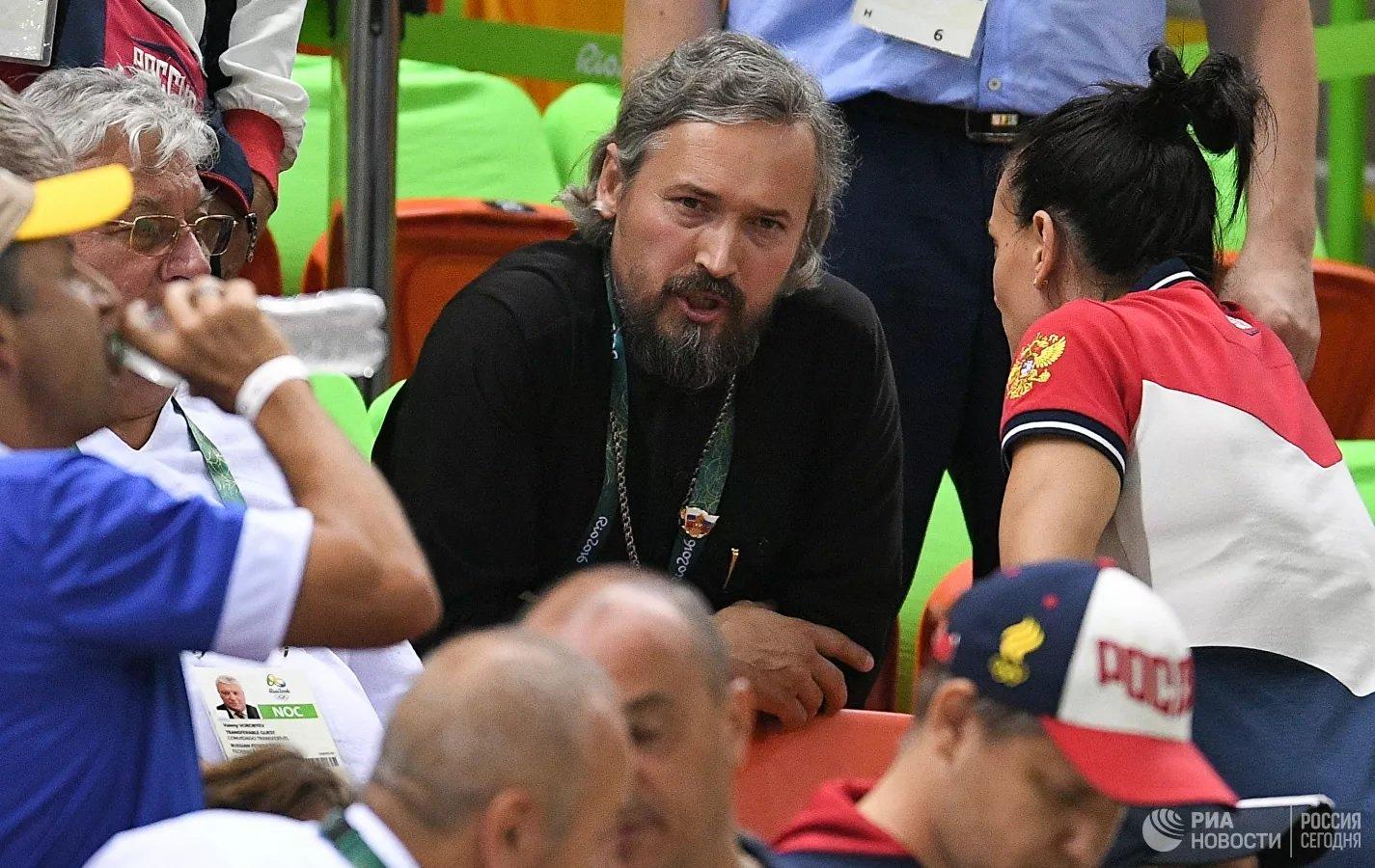 Духовник Олимпийской сборной РФ: желающих помолиться немало