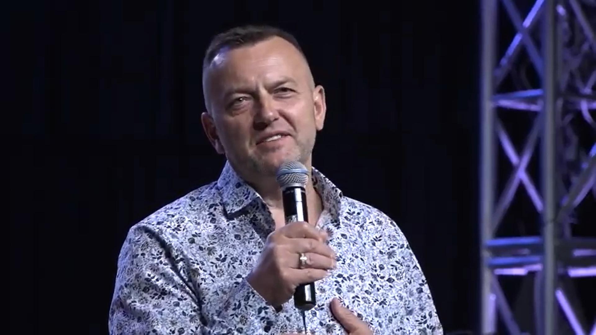 В Санкт-Петербурге завершилась молитвенная конференция РОСХВЕ