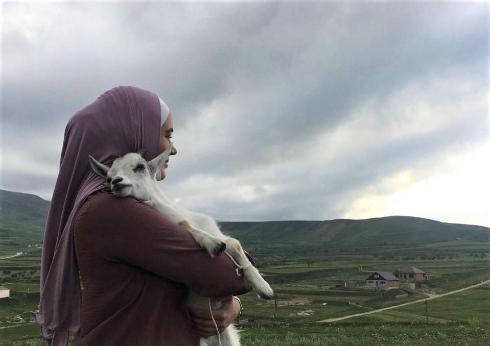 Жительница Дагестана избила русскую мусульманку в Махачкале