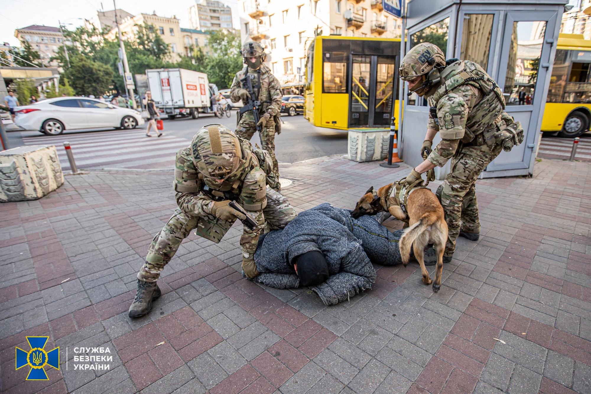 """Муфтий призвал наказать СБУ за """"исламофобские"""" учения в Киеве"""