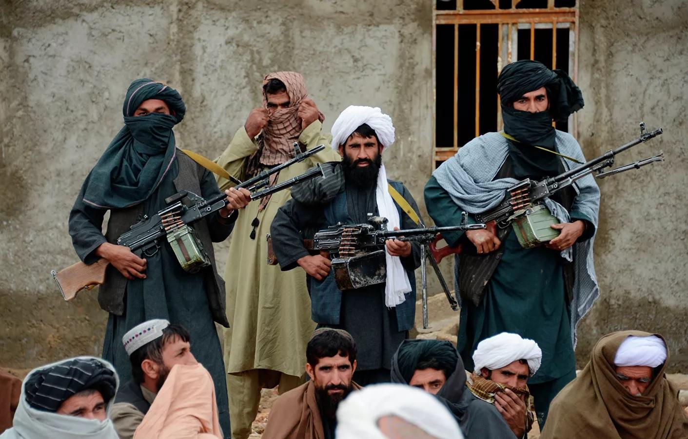 Афганские талибы* вышли к границам Ирана и Таджикистана
