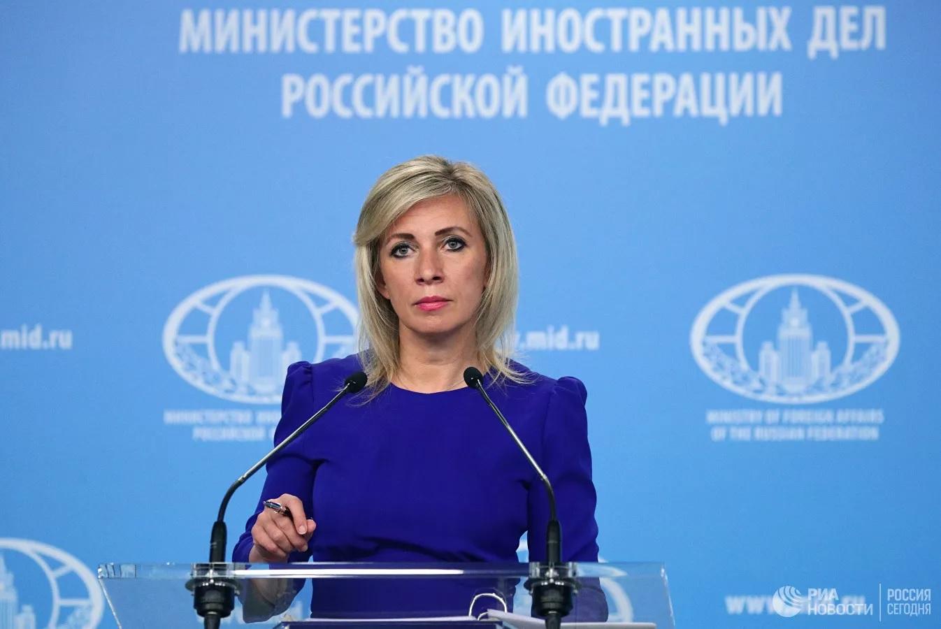 Захарова объяснила, почему Россия ведет переговоры с талибами*