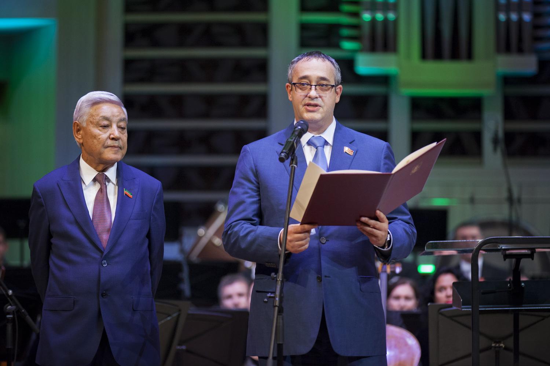 Муфтию Крганову вручена благодарность мэра Москвы