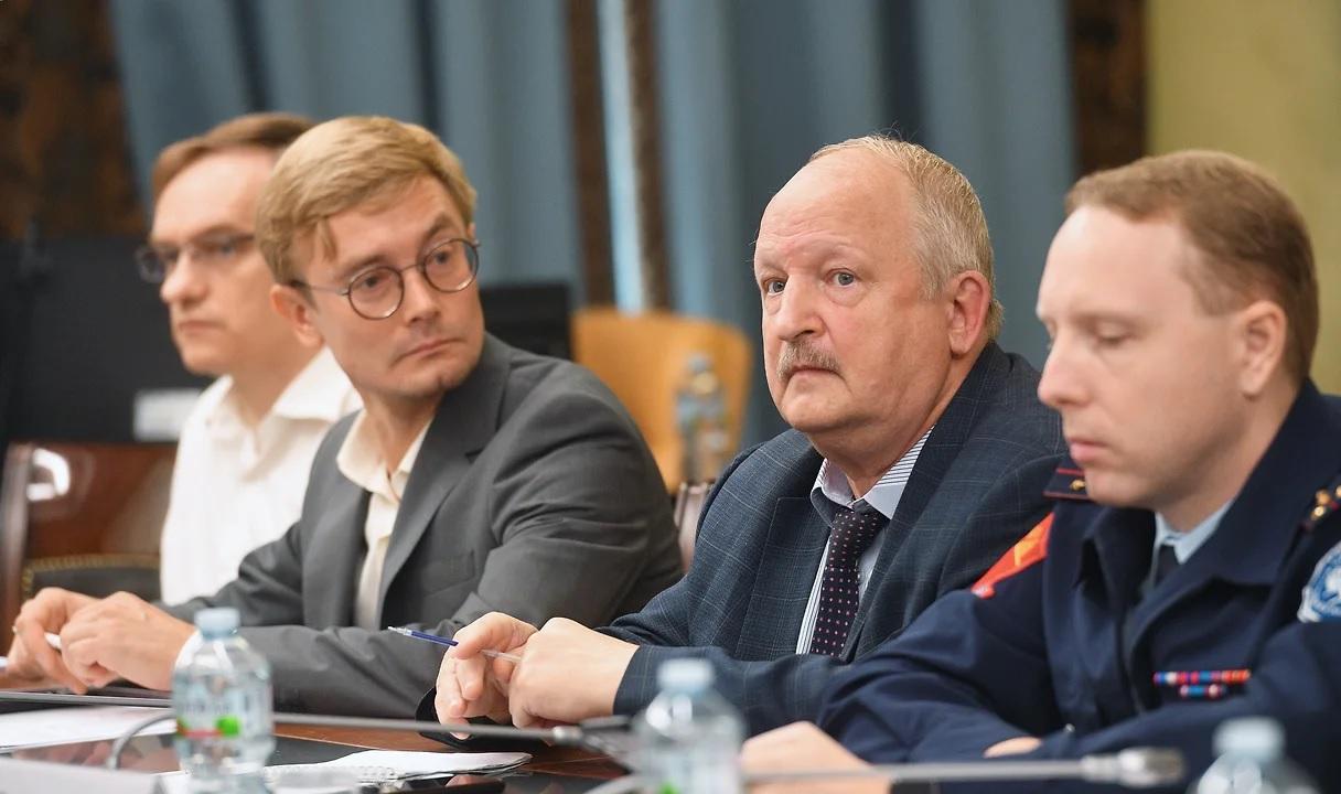 Лункин: Ряховский ультимативно потребовал встречи с Патрушевым?