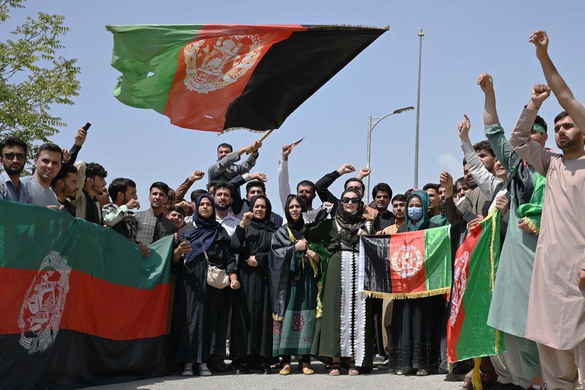 Насилие во время празднования Дня независимости Афганистана
