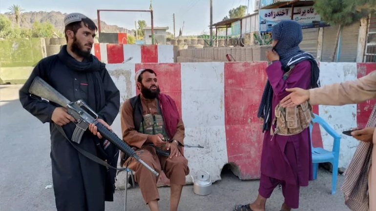 Талибан* захватил Кандагар после городов Герат и Газни