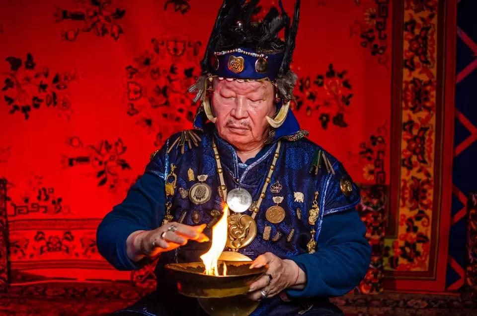 Шаманы Сибири хотят объединиться с язычниками Центра России