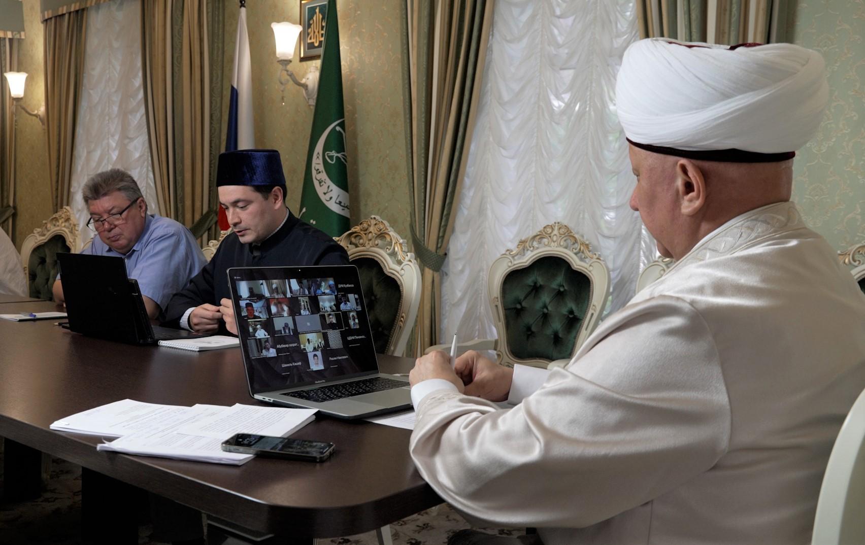 На президиуме ДСМР обсудили юбилеи через призму Стратегии-2035