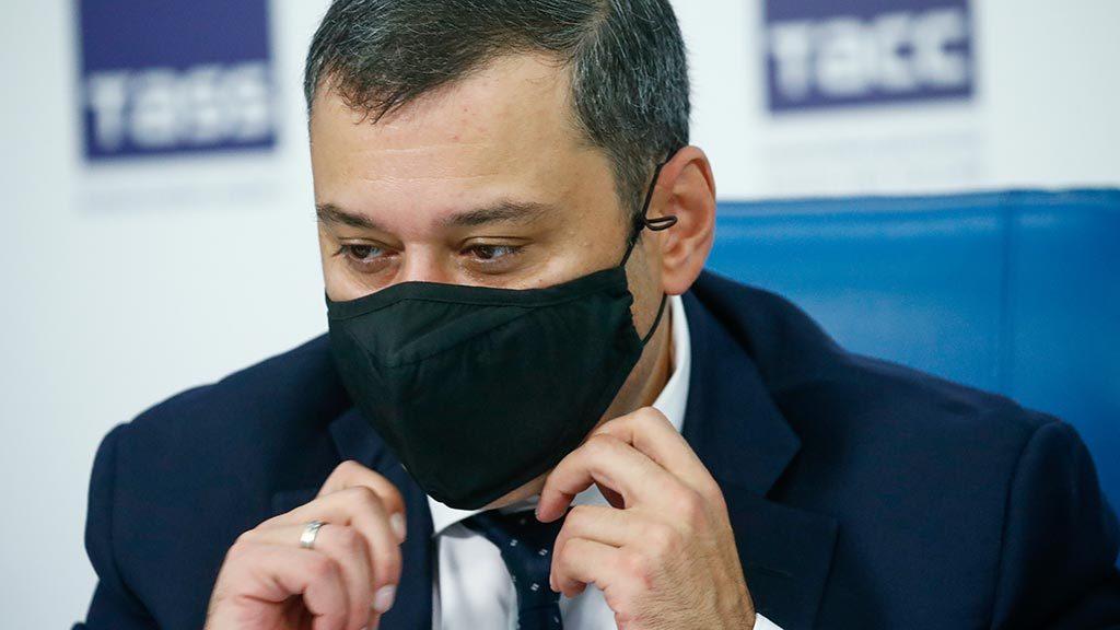 В ЕР подготовили законопроект о запрете русофобам въезжать в РФ