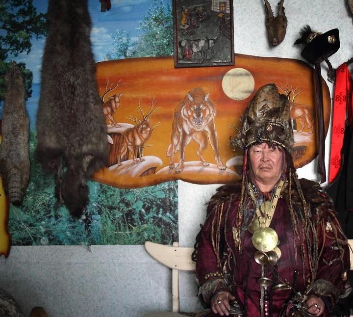 Верховный шаман России назвал Габышева самозванцем