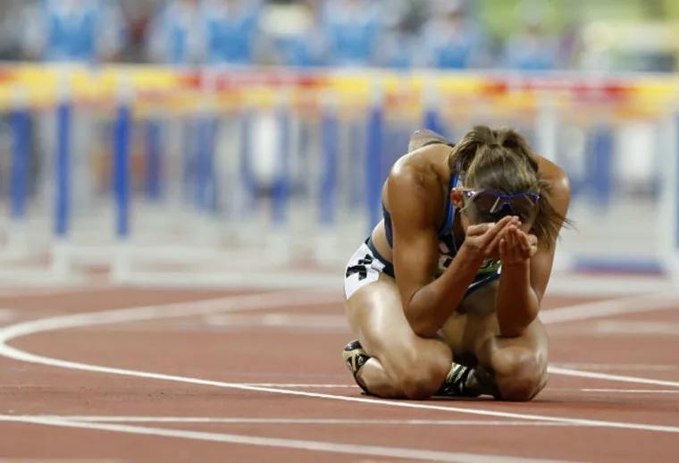 Потеря олимпийской золотой медали - худшее, что может случиться